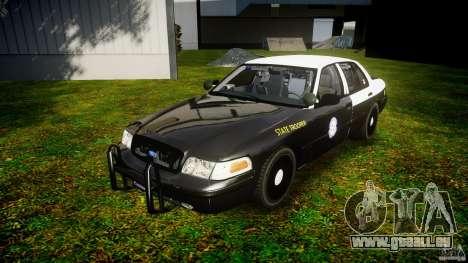 Ford Crown Victoria 2003 Florida CVPI [ELS] pour GTA 4
