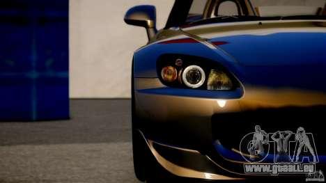 Honda S2000 für GTA 4 hinten links Ansicht