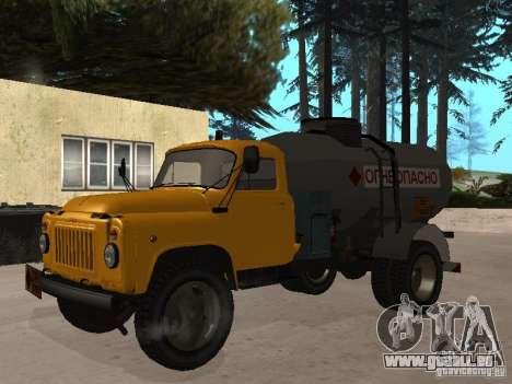 GAZ 53 camion pour GTA San Andreas