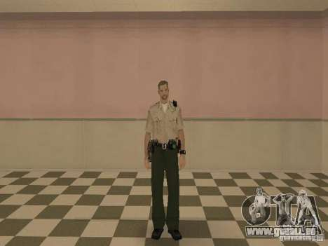 Los Angeles Police Department pour GTA San Andreas