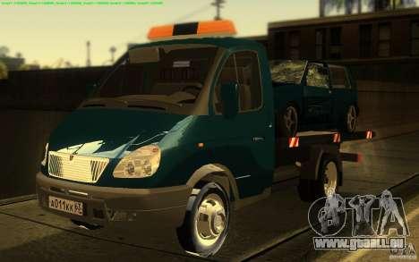 3302-Gazelle 14 Abschleppwagen für GTA San Andreas