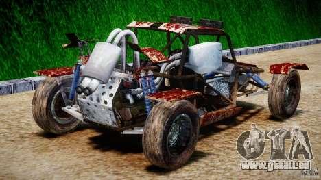 Buggy Avenger v1.2 pour GTA 4 est un côté