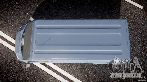 Ford Transit 2009 für GTA 4 rechte Ansicht
