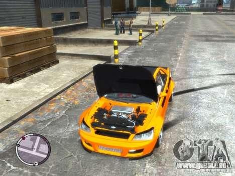 Sultan RS HD FreeStyle Team pour GTA 4 est un droit