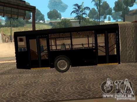 Remorque pour Liaz 6213.70 pour GTA San Andreas
