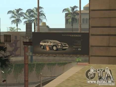 Die neue Velopark in LS für GTA San Andreas fünften Screenshot
