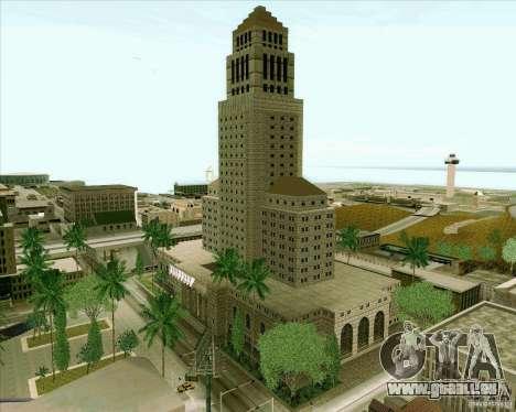Los Santos City Hall pour GTA San Andreas septième écran