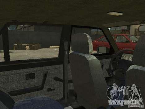 FSO Polonez für GTA 4 Innen