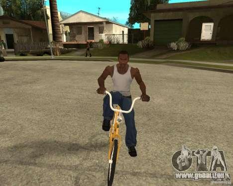 Storch für GTA San Andreas Rückansicht