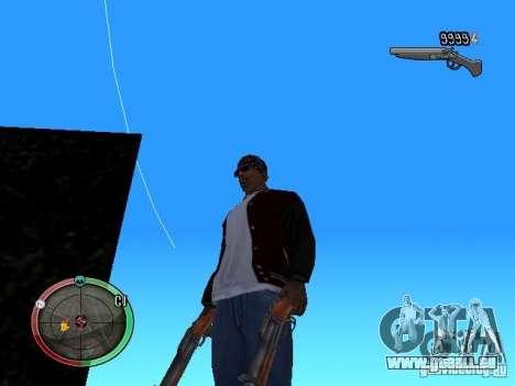Changer le style de Trim et Usi pour GTA San Andreas deuxième écran