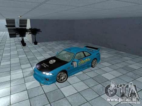 Nissan Skyline R 33 GT-R für GTA San Andreas
