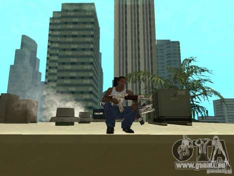 Weapons Pack pour GTA San Andreas septième écran