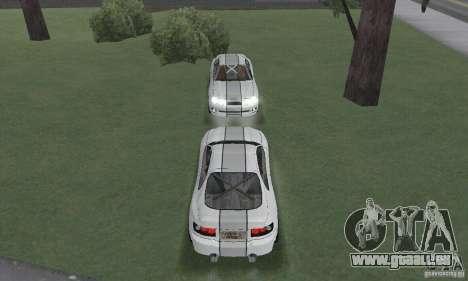 Toyota Celica GT4 2000 für GTA San Andreas Innenansicht
