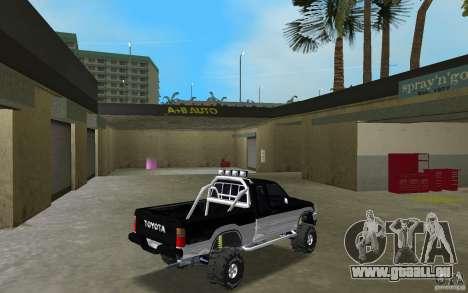 Toyota Hilux Surf für GTA Vice City rechten Ansicht