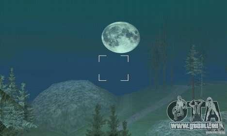Rund um den Mond für GTA San Andreas