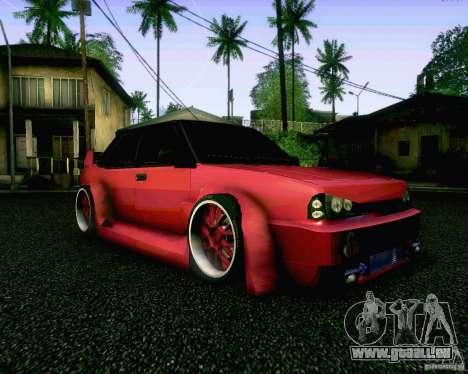 Tofas Dogan SLX DRIFT für GTA San Andreas