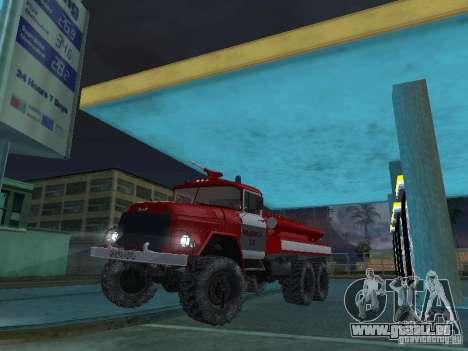 ZIL 131 AC-20 für GTA San Andreas