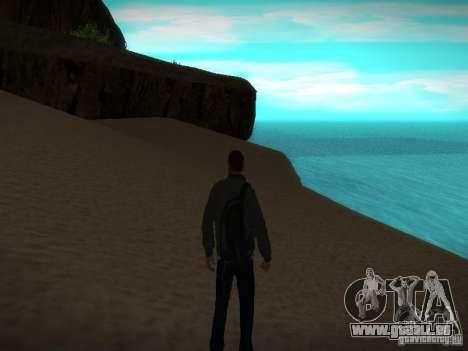Nouvelles histoires Niko Bellis pour GTA San Andreas neuvième écran