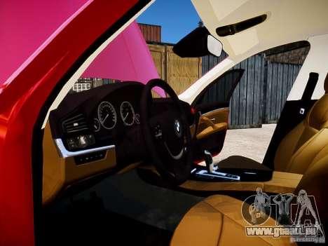 BMW 525i Touring pour GTA 4 est un côté
