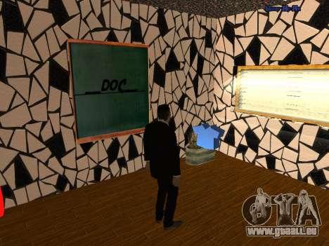 HD Autoschool  v1.0 für GTA San Andreas dritten Screenshot