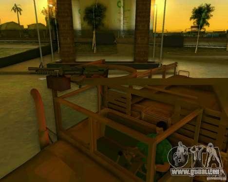 M352A pour une vue GTA Vice City de l'intérieur