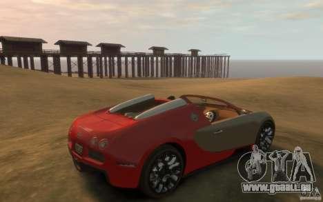 2009 Bugatti Veyron Grand Sport [EPM] für GTA 4 rechte Ansicht