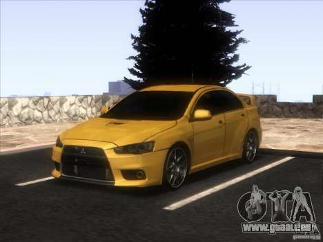 ENB de GTA IV pour GTA San Andreas