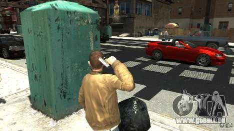 Glock Texture für GTA 4 dritte Screenshot