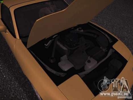 Mazda MX-5 1997 pour GTA San Andreas vue de côté