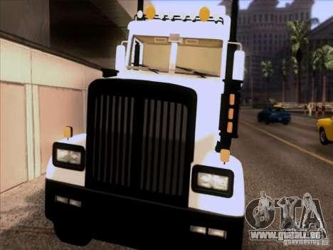 Western Star 4900EX skin 1 für GTA San Andreas
