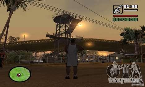 Base GROOVE Street für GTA San Andreas