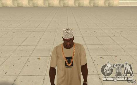 Bandana shamal für GTA San Andreas