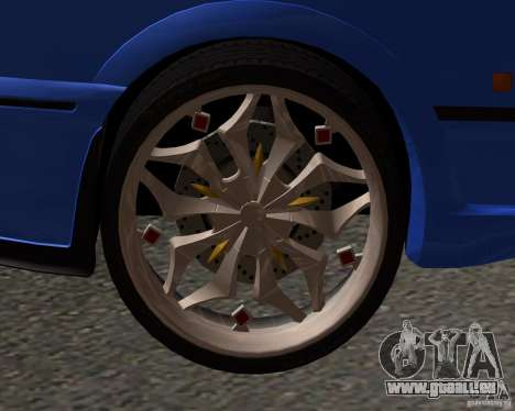 Z-s wheel pack pour GTA San Andreas