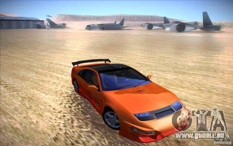 Nissan 300ZX Twin Turbo pour GTA San Andreas