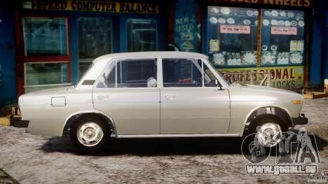 Vaz-21065 1993-2002 v1.0 pour GTA 4 est une vue de l'intérieur