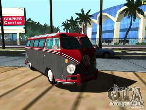ENBSeries v1.6 pour GTA San Andreas cinquième écran