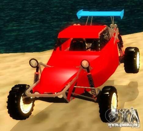 Buggy V8 4x4 pour GTA San Andreas