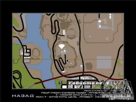 New Drift Zone für GTA San Andreas elften Screenshot