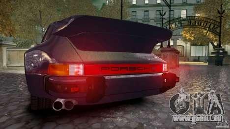 Porsche 911 1987 für GTA 4 hinten links Ansicht