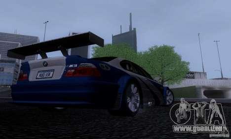 ENB Reflection Bump 2 Low Settings pour GTA San Andreas cinquième écran