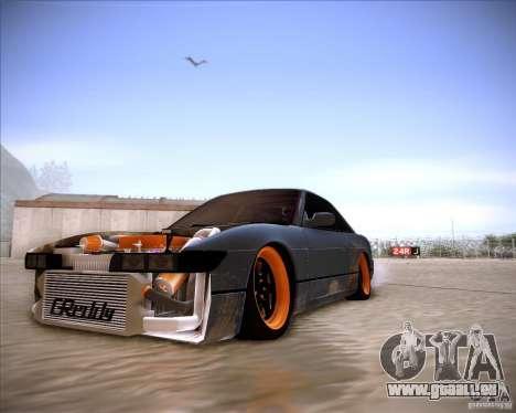 Nissan Silvia S13 Under Construction für GTA San Andreas