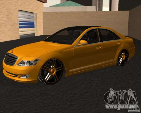 Mercedes Benz S600 Panorama by ALM6RFY pour GTA San Andreas