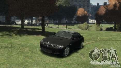 BMW M3 pour GTA 4