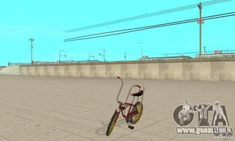 CUSTOM BIKES BIKE für GTA San Andreas