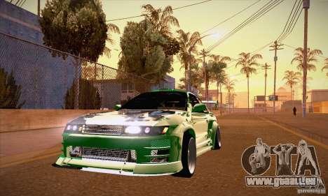 Nissan Silvia S13 für GTA San Andreas