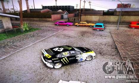 New El Corona pour GTA San Andreas deuxième écran
