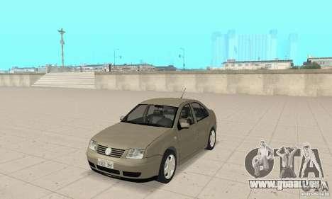 Volkswagen Bora Stock für GTA San Andreas