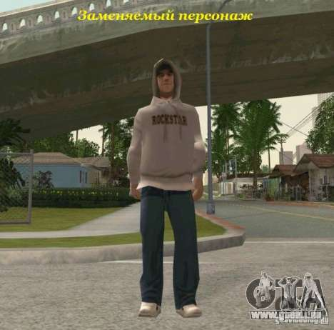 Assassins skins für GTA San Andreas