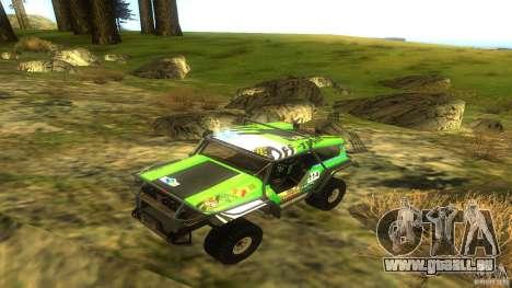Raptor für GTA San Andreas
