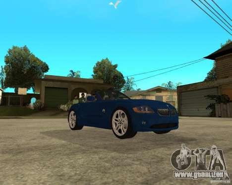 BMW Z4 für GTA San Andreas